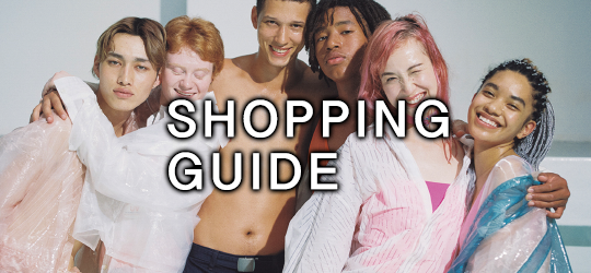 shopping guide